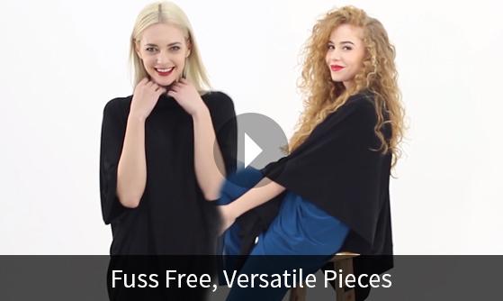ROSARINI Fuss Free, Versatile Pieces