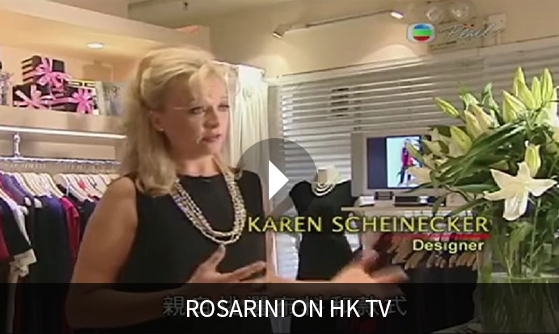 ROSARINI - Karen Scheinecker TV Pearl Interview